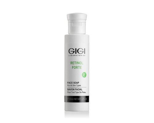 Gigi RETINOL FORTE Face Soap - Бесщелочное мыло для всех типов кожи, 120 мл