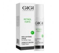 Gigi RETINOL FORTE Skin Lightening Cream - Отбеливающий крем для всех типов кожи, 50 мл