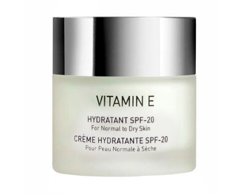 Gigi VITAMIN E Hydratant SPF 20 for normal to dry skin -  Увлажняющий крем для нормальной и сухой кожи, 50 мл