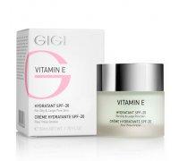 Увлажняющий крем для комбинированной и жирной кожи Gigi VITAMIN E Hydratant SPF 20 for oily & large pore skin 50 мл