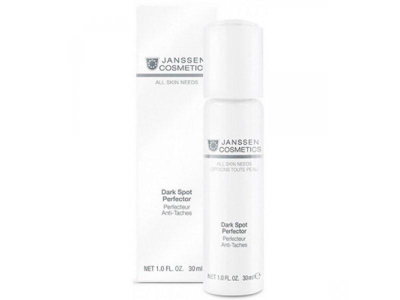 Сыворотка для выравнивания цвета кожи Janssen Cosmetics Dark Spot Perfector  Применение