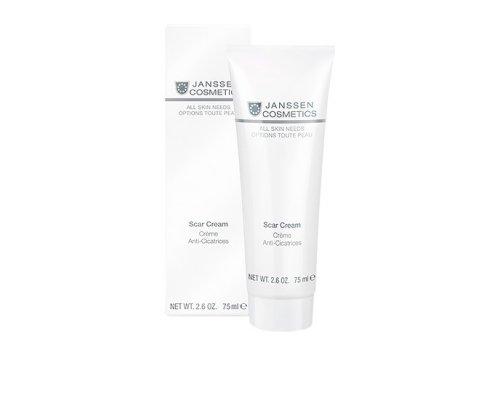 Janssen Крем против рубцовых изменений кожи Retexturising Scar Cream