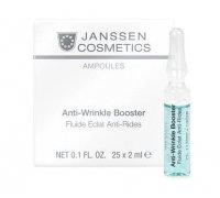 Реструктурирующая сыворотка против морщин с лифтинг-эффектом Janssen Cosmetics Anti-Wrinkle Booster