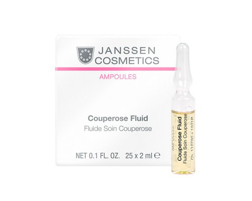 Janssen Концентрат, оказывающий профилактику развития купероза Couperose Fluid