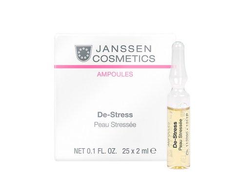 Janssen Концентрат, снимающий раздражение, для чувствительной кожи De-Stress