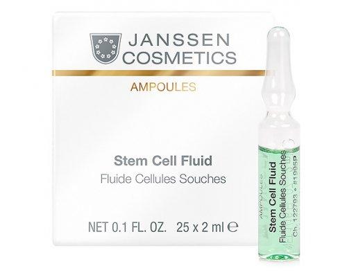 Сыворотка в ампулах для клеточного обновления  Janssen Stem Cellular Fluid