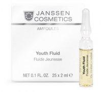 Ревитализирующая сыворотка в ампулах для кожи лица Janssen Youth Fluid
