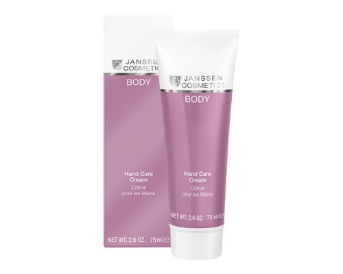 Janssen Увлажняющий восстанавливающий крем для рук Hand Care Cream