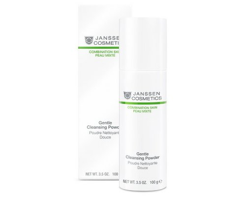Janssen Мягкая очищающая пудра Gentle Cleansing Powder