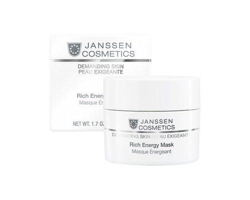 Janssen Энергонасыщающая регенерирующая маска Rich Energy Mask
