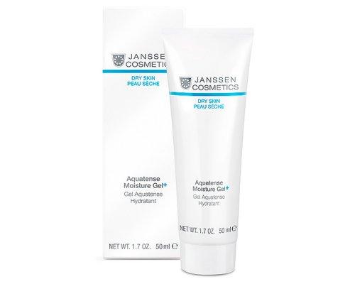 Суперувлажняющий гель-крем Janssen Aquatense Moisture Gel+ Aquaporine