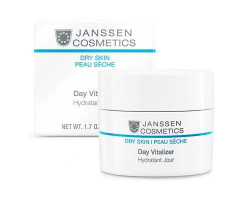 Janssen Увлажняющий дневной крем Day Vitalizer