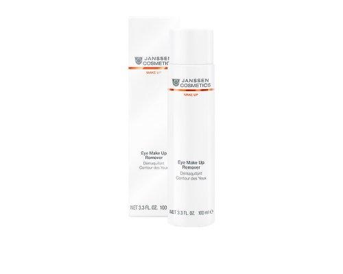 Лосьон для очищения кожи контура глаз и губ от макияжа Janssen Eye Make Up Remover