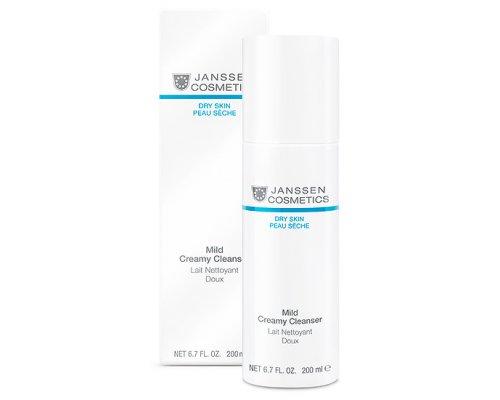 Janssen Нежная очищающая эмульсия Mild Creamy Cleanser