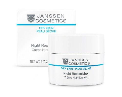 Janssen Питательный ночной регенерирующий крем Night Replenisher