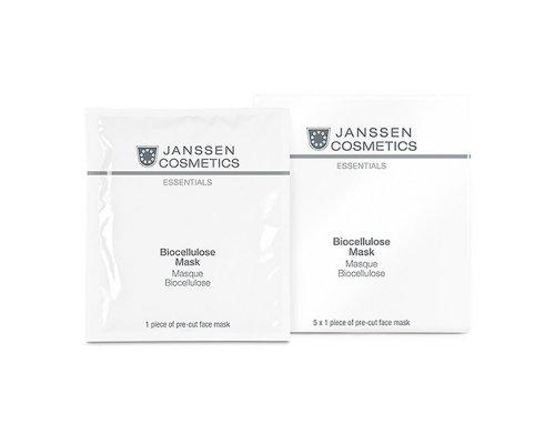 Janssen Интенсивно-увлажняющая лифтинг-маска Biocellulose Mask