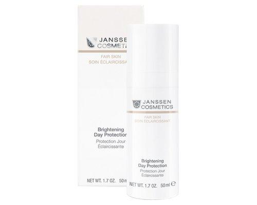 Janssen Осветляющий дневной крем SPF 20 Brightening Day Protection