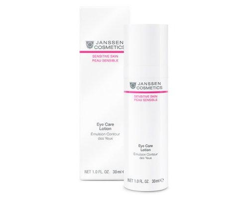 Janssen Эмульсия для чувствительной кожи вокруг глаз Eye Care Lotion