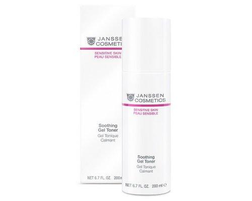 Janssen Успокаивающий тоник для чувствительной кожи Soothing Gel Toner