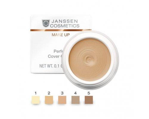 Janssen Тональный крем-камуфляж (тон 1) Perfect Cover Cream