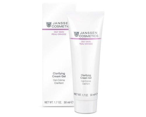 Себорегулирующий крем-гель Janssen Cosmetics Clarifying Cleansing Gel