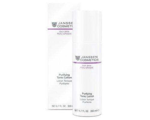 Тоник для жирной кожи и кожи с акне Janssen Cosmetics Purifying Tonic Lotion