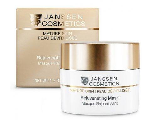 Janssen Омолаживающая крем-маска для уставшей кожи  Rejuvenating Mask