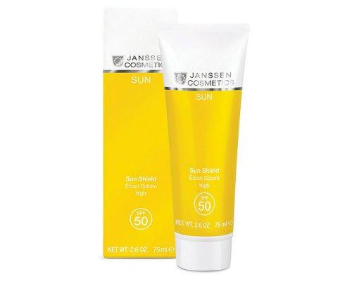 Janssen Солнцезащитная эмульсия для лица и тела Sun Shield SPF 30