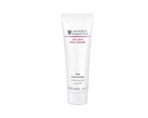 Janssen Лёгкий активный крем с фруктовыми кислотами AHA Face Cream