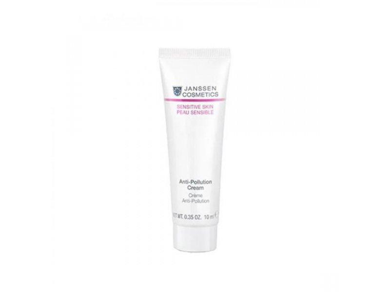 Janssen Защитный дневной крем Anti-Pollution Cream  Применение