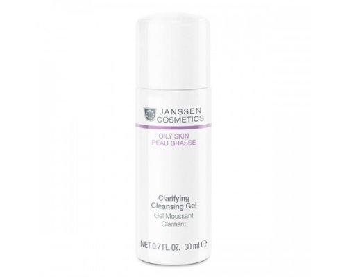 Janssen Очищающий гель Clarifying Cleansing Gel