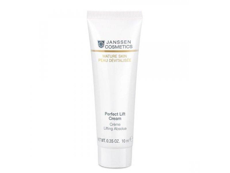 Janssen Лифтинг-крем с комплексом Cellular Regeneration Perfect Lift Cream Anti-age  Применение
