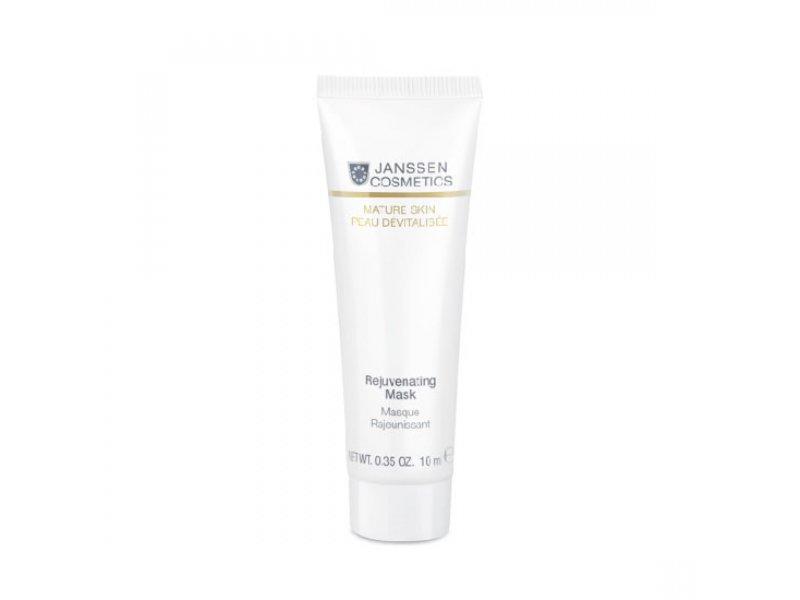 Janssen Омолаживающая крем-маска с комплексом Cellular Regeneration Rejuvenating Mask  Применение