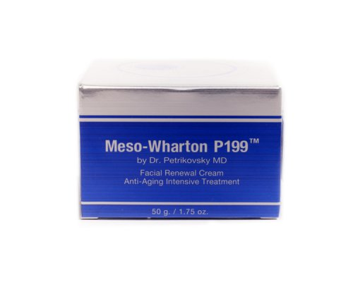 Омолаживающий крем для лица Мезовартон Facial Renewal Сream Meso-Wharton P199™, 50 мл.
