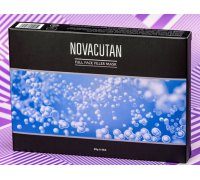 Novacutan Full Face Filler Mask МАСКА-ФИЛЛЕР ДЛЯ ЛИЦА, тканевая маска 5гр (1шт).
