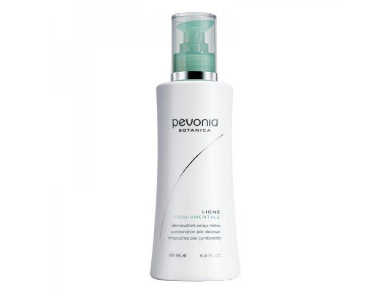 Очищающее средство для комбинированной кожи Pevonia Fondamentale 200 мл  Применение