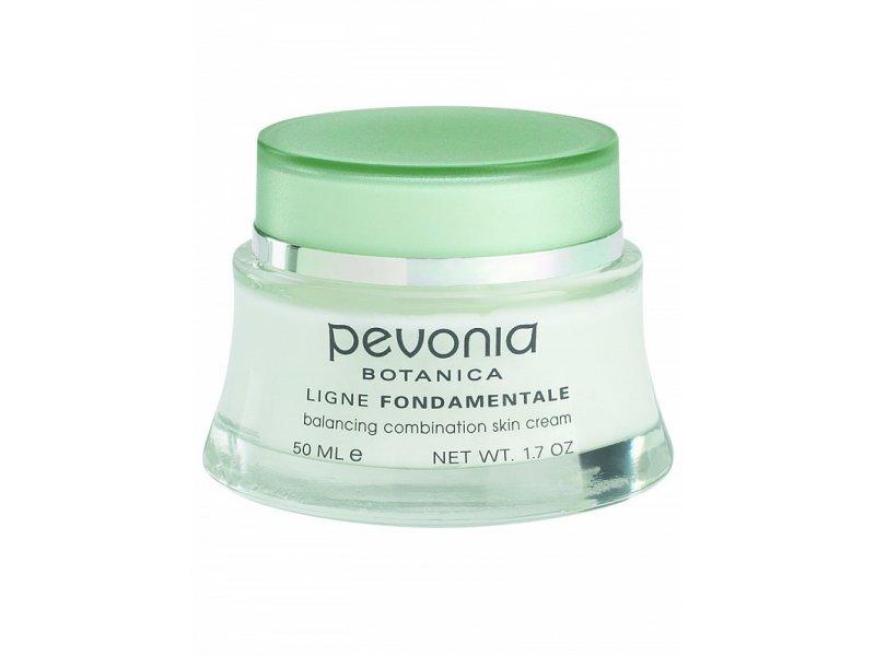 Fondamentale Регулирующий крем для комбинированной кожи, 50 мл.  Применение