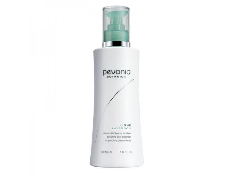 Очищающее средство для чувствительной кожи Pevonia Lavandou 200 мл  Применение