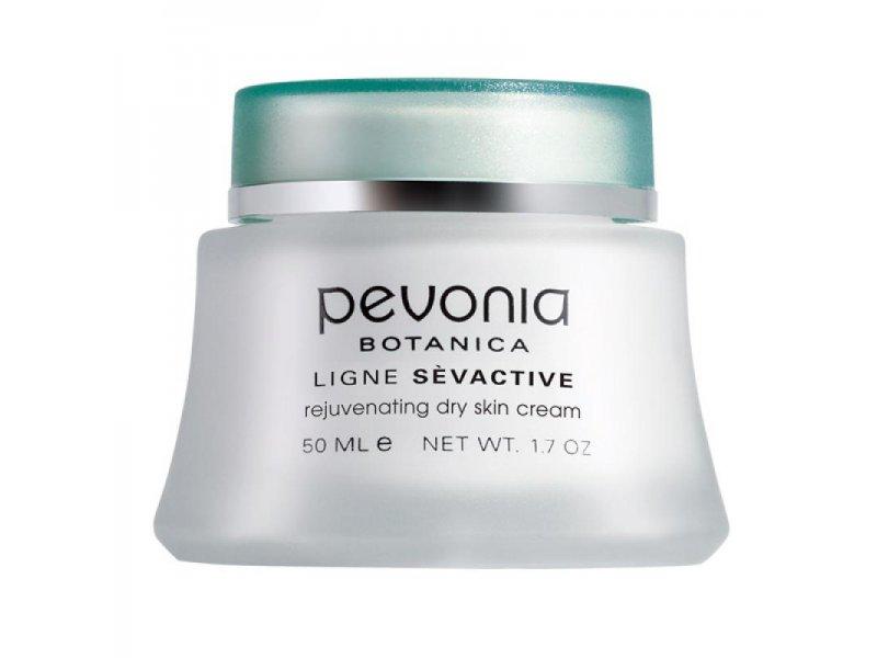 Оживляющий крем для сухой кожи Pevonia Sevactive 50 мл  Применение