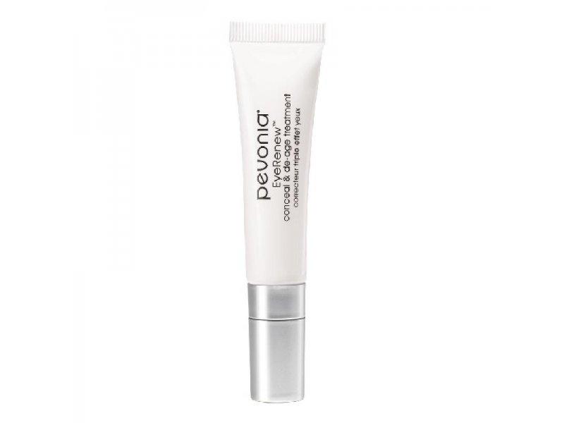 Обновляющий крем для кожи вокруг глаз с тональным эффектом Pevonia Speciale 10 мл  Применение