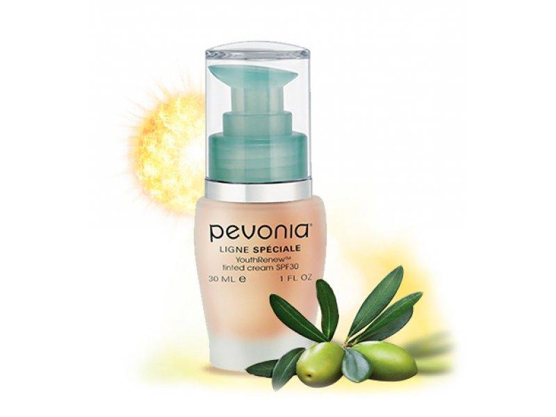 Pevonia Speciale Обновляющий крем с тональным эффектом SPF30, 30 мл.  Применение