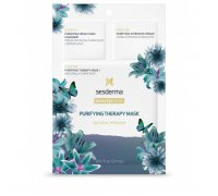 BEAUTY TREATS Purifying therapy mask - Маска очищающая для лица, 1 шт