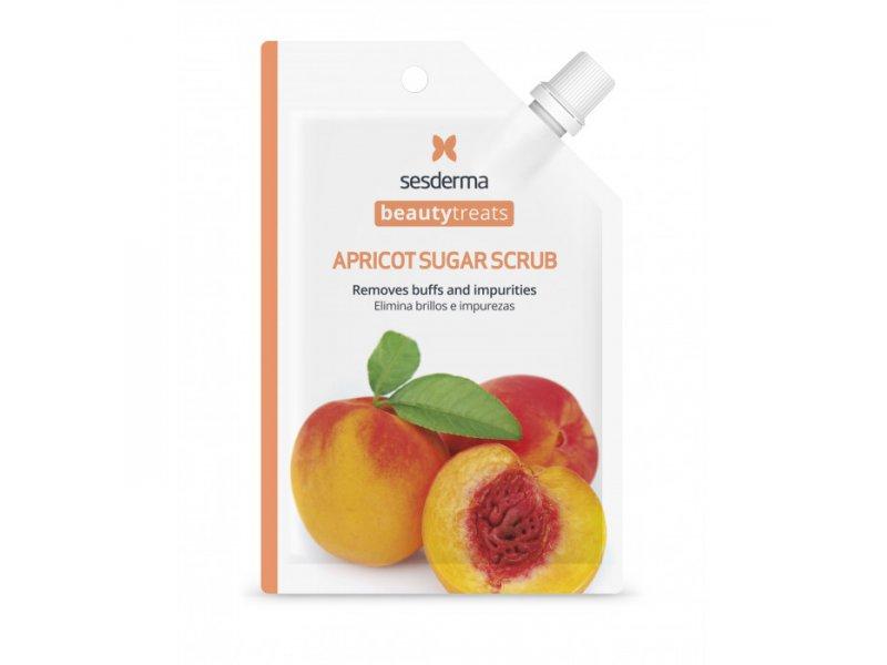 Sesderma BEAUTY TREATS Apricot sugar scrub mask - Маска-скраб для лица, 25мл