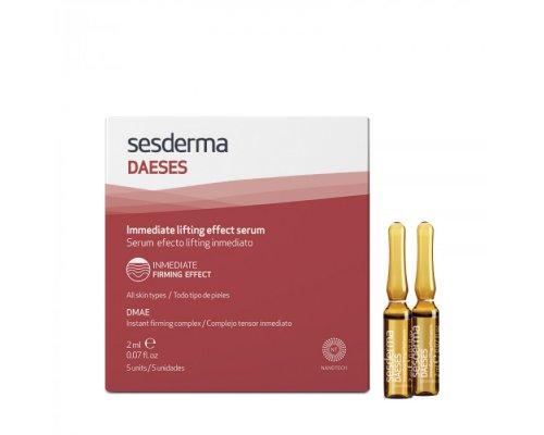 DAESES Immediate Lifting Effect Serum - Сыворотка с мгновенным эффектом лифтинга, 5шт*2 мл