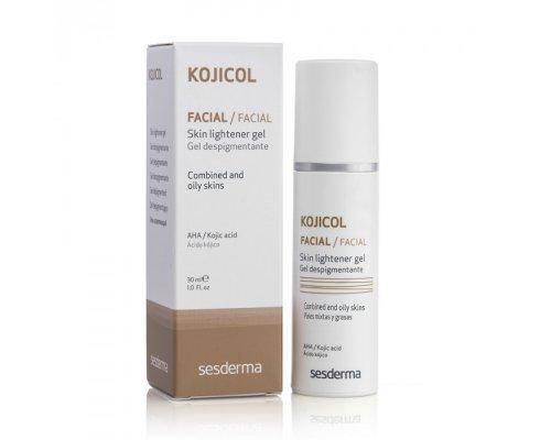Гель для тела депигментирующий KOJICOL Lightener Cream 30 мл