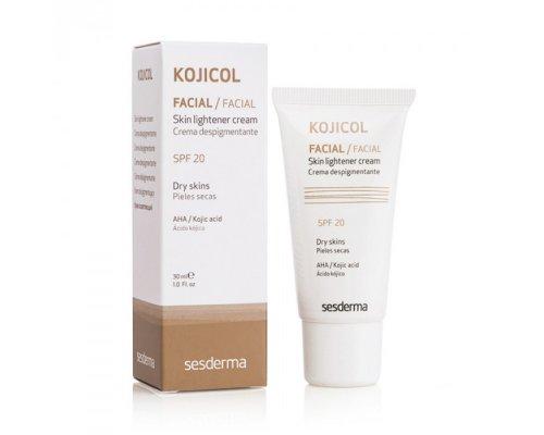 Крем депигментирующий KOJICOL Lightener Cream SPF20 30 мл