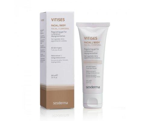 VITISES - Регулирующий гель для тканевой пигментации, 100 мл