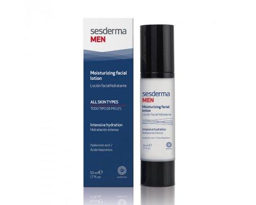 Sesderma MEN Moisturizing Facial Lotion - Увлажняющий лосьон, 50 мл