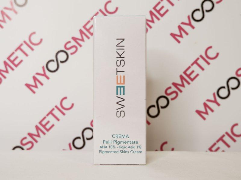 купить Sweet Skin System Crema Pelli Pigmentate AHA 10%, 50ml