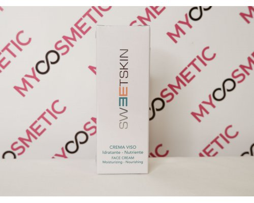 Sweet Skin System Crema Viso Idratante nutriente Крем увлажняющие-питательный, 50мл. (NEW)